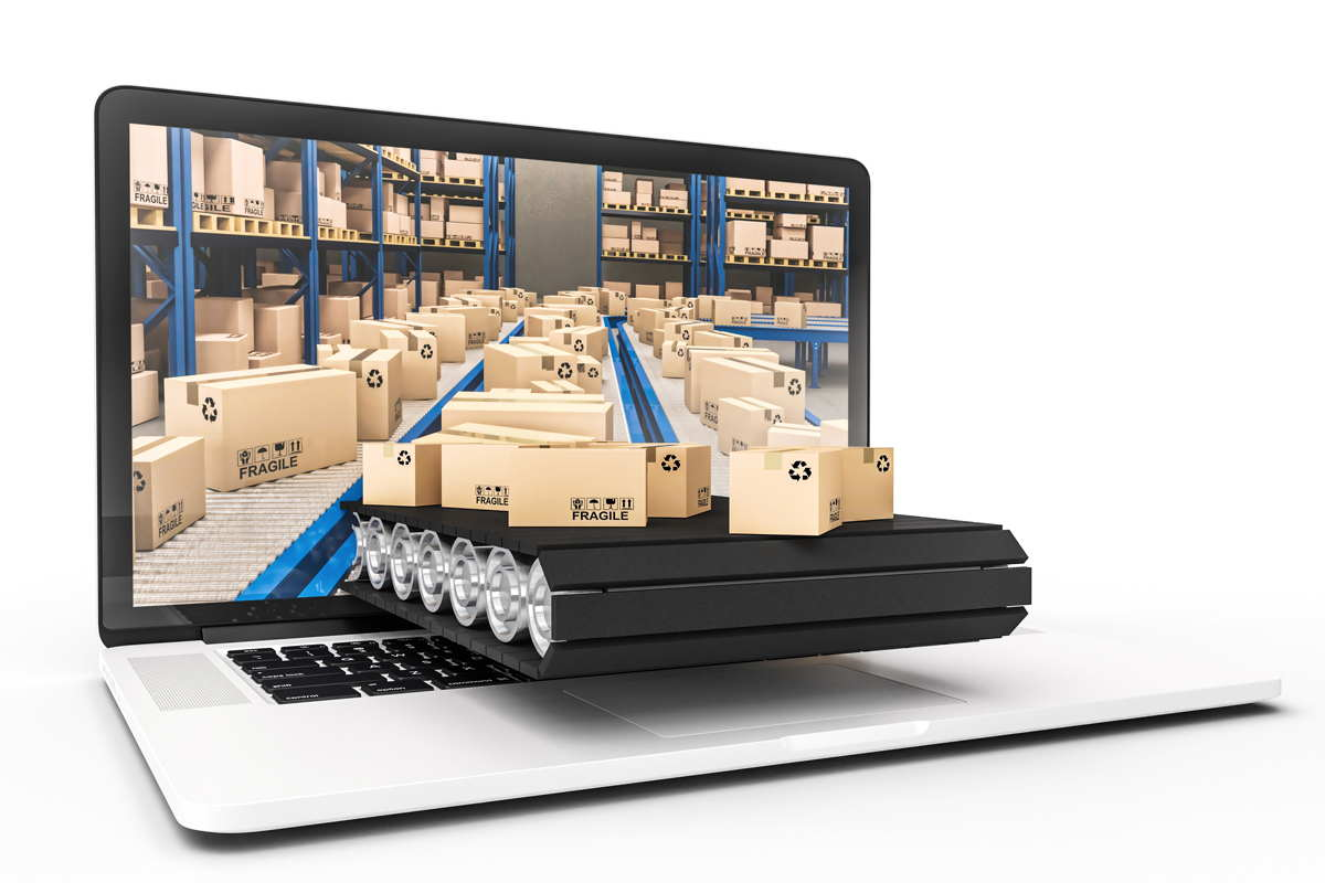 Logistica e-commerce
