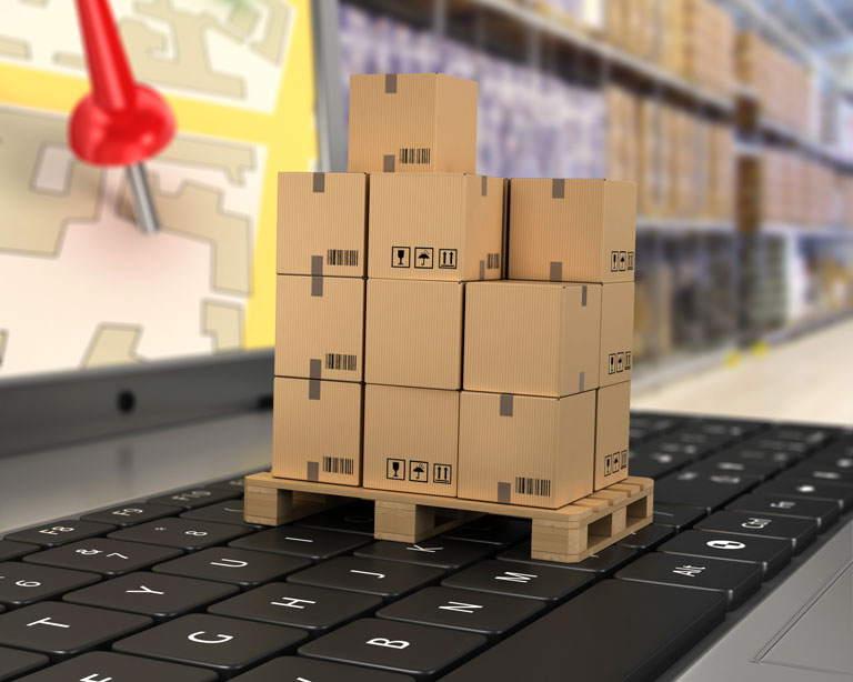 Servizi di logistica ecommerce