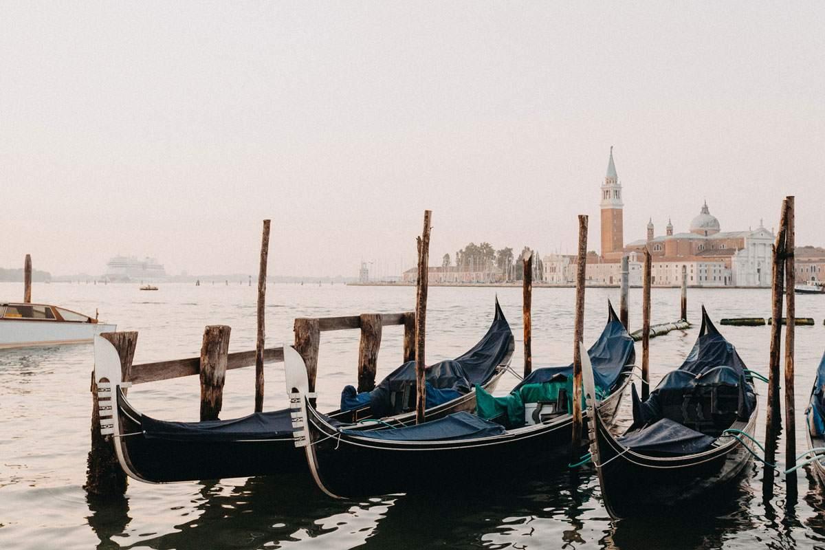 Venezia logistica portuale