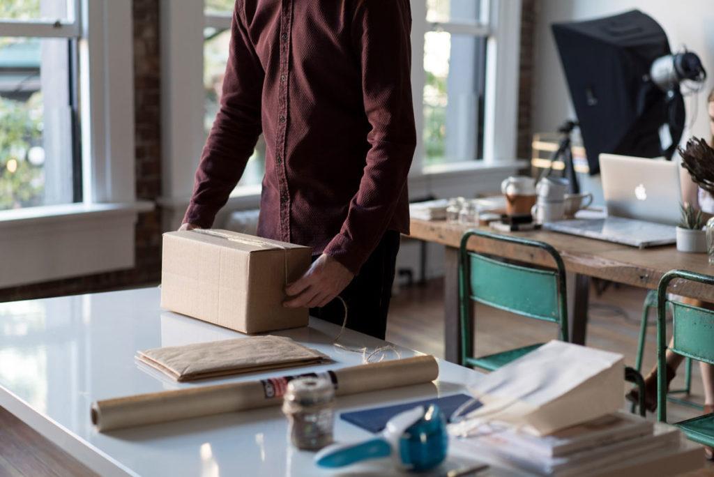 Come cambia la logistica e l'imballaggio con la crescita degli ecommerce