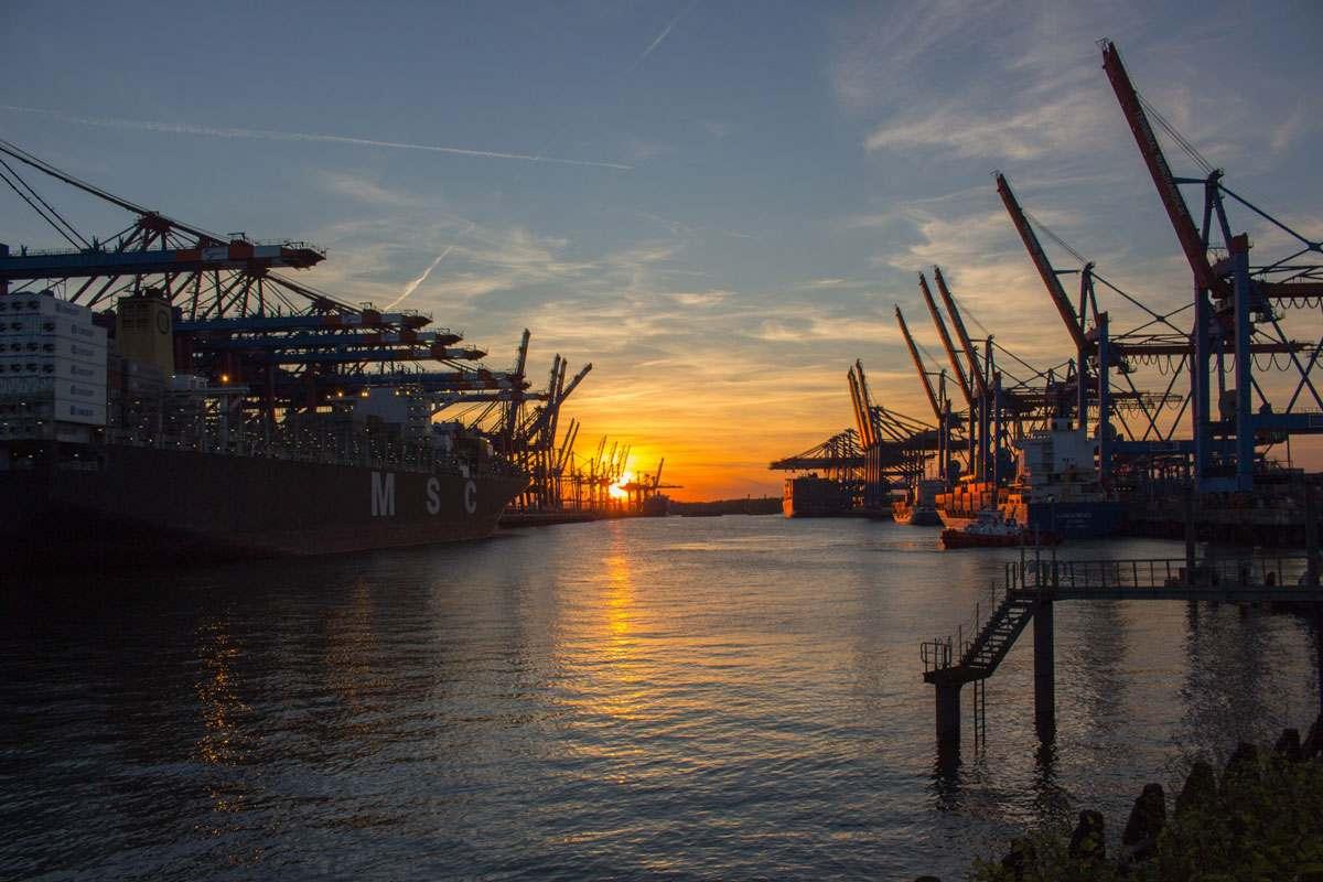 Logistica portuale